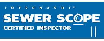 Certified Sewer Scope Inspector